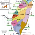 1107全臺鮮乳牧場簡約分布圖 楊靈 150x150