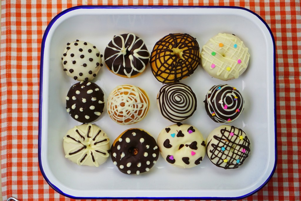 棒棒糖造型甜圈圈【麥典麵粉】步驟圖14