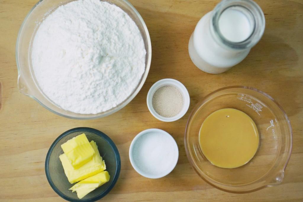 棒棒糖造型甜圈圈【麥典麵粉】步驟圖3