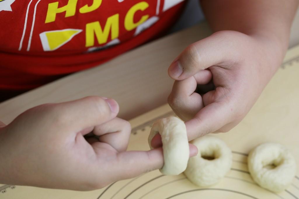 棒棒糖造型甜圈圈【麥典麵粉】步驟圖8
