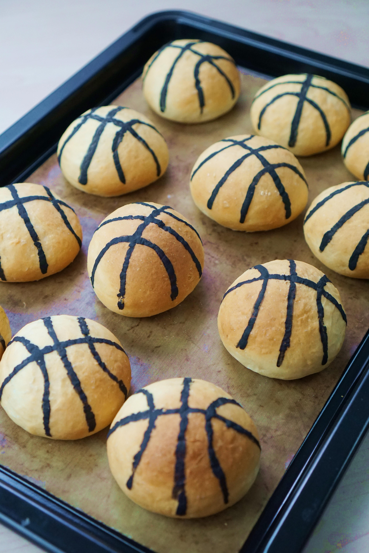 籃球造型小漢堡9