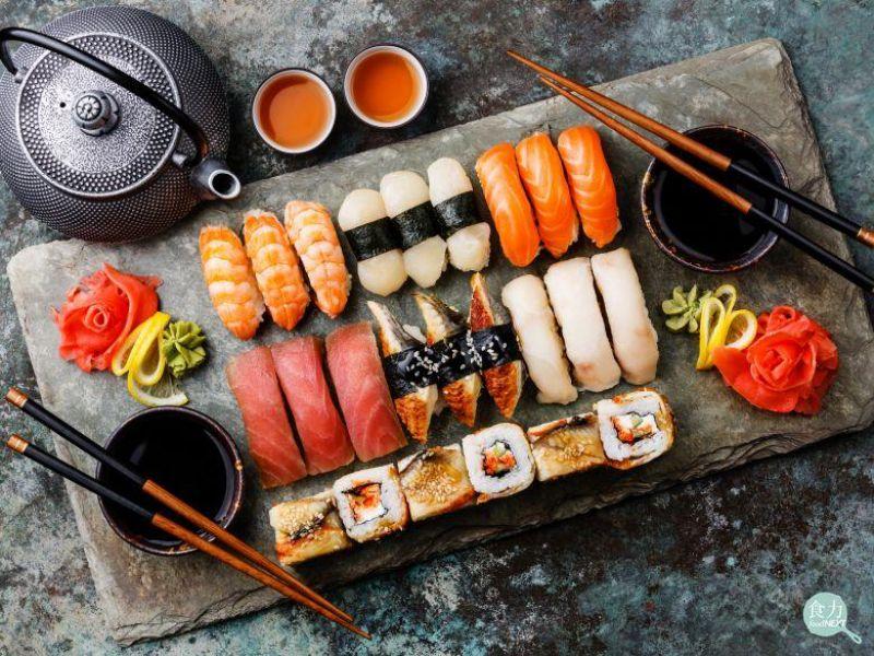壽司等是用哪種米?