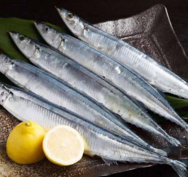 秋刀魚 640x600