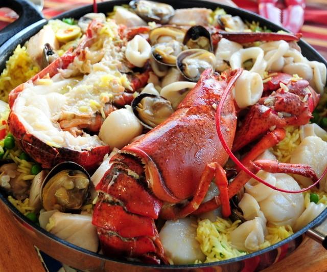 Seafood 640x532