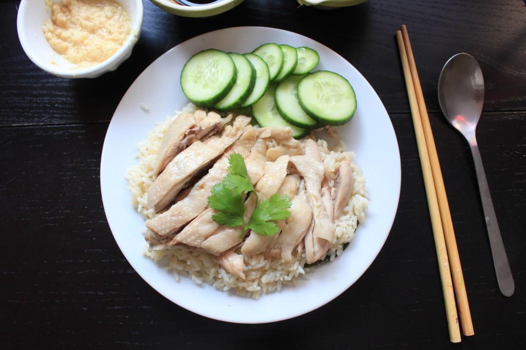海南雞飯食譜 作法