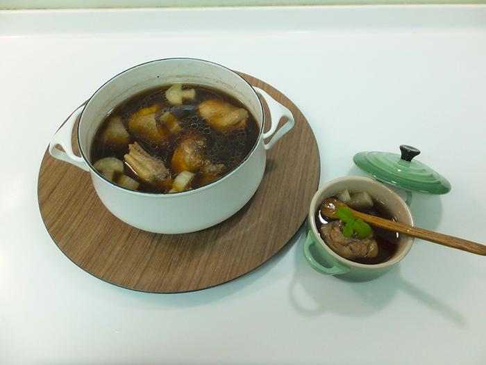 TOP 4-簡筱琦  蘿蔔三代同堂-烹大師時食饗宴 https://icook.tw/recipes/95903