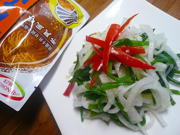 TOP 4-ching 涼拌白玉三絲[烹大師時食饗宴] https://icook.tw/recipes/92581